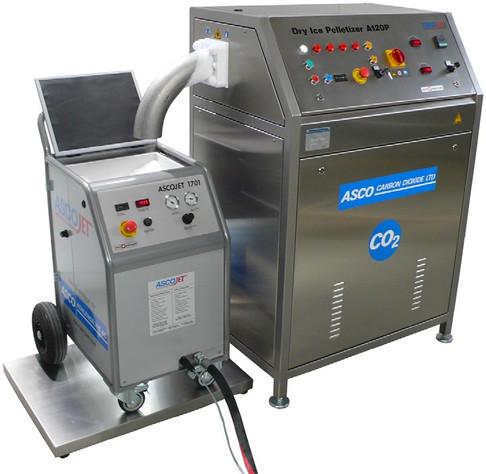Oferta Dry Ice Zone - sprzedaż maszyn ASCO!