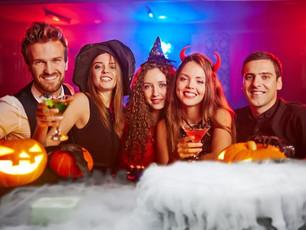 Impreza na Halloween