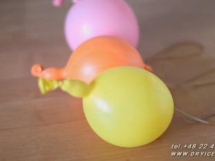 Balony które same się pompują