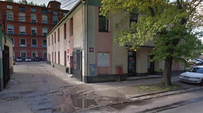 punkt sprzedaży suchego lodu w Łodzi