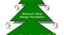 Wesołych Świąt Bożego Narodzenia i szczęśliwego Nowego Roku 2018
