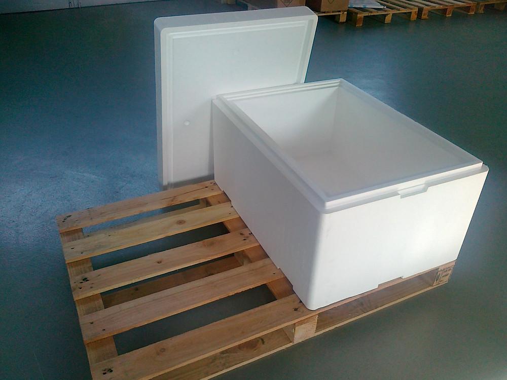 Opakowanie Styrobox ST 100