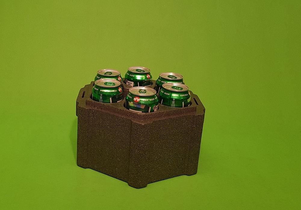 opakowanie na piwo podczas weekendu