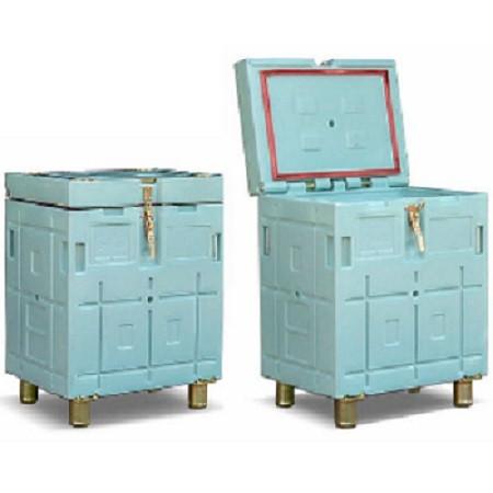 kontenery do transportu suchego lodu