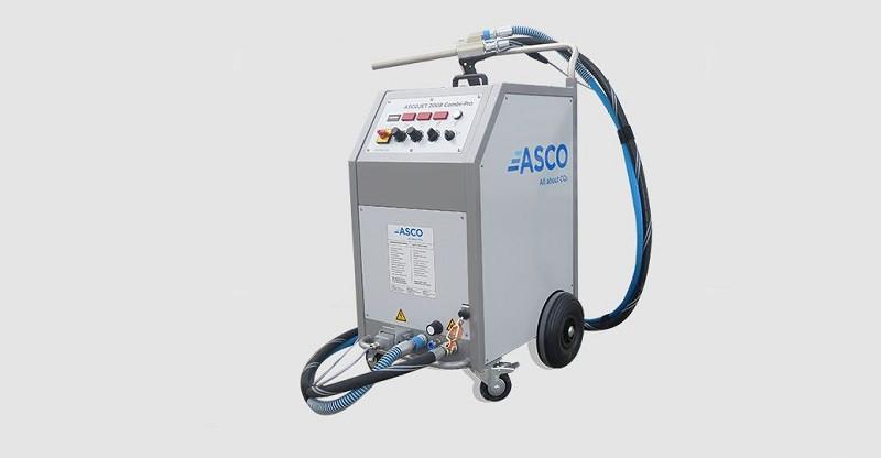 Maszyna do czyszczenia suchym lodem 2008 Combi Pro