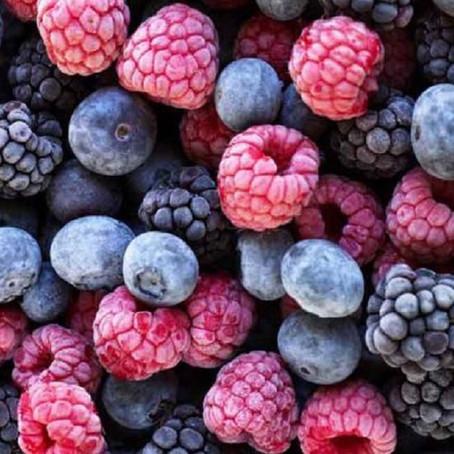 Owoce w kuchni molekularnej