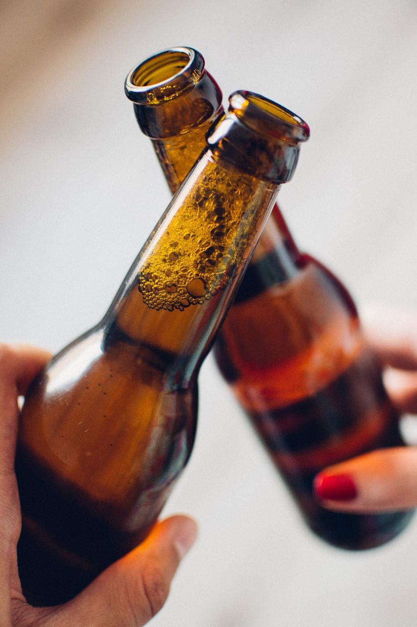 piwo podczas weekendu