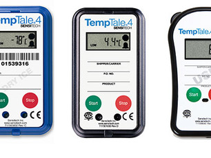 Rejestratory temperatury do zadań specjalnych