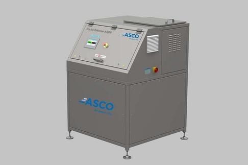 Maszyna do produkcji bloków suchego lodu Dry Ice Reformer A700 R