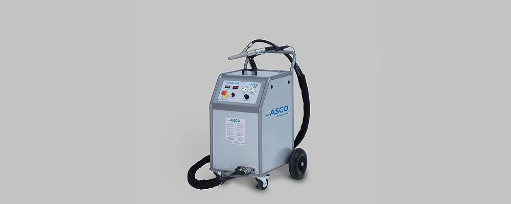 Maszyna do czyszczenia suchym lodem Combi Blaster 1708