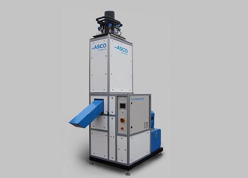 Maszyna do produkcji suchego lodu Pelletizer P450