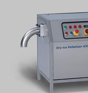 Maszyna firmy Asco Dry Ice Pelletizer A55P