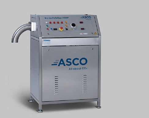 Maszyna do produkcji suchego lodu Dry Ice Pelletizer A120 P