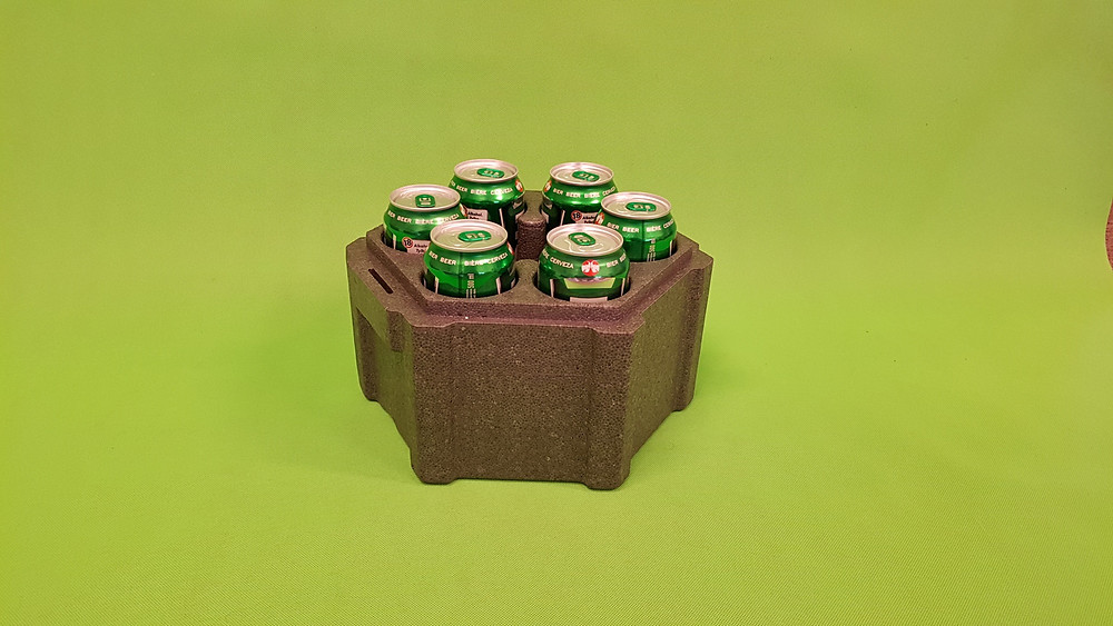 weekendowe opakowanie na piwo