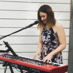 Brisbane wedding singer