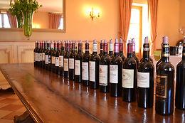 Bordeaux Glitters Once Again