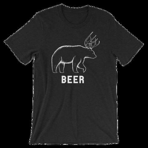Bear Deer = Beer