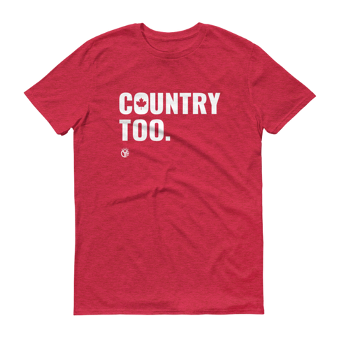 Canada's Country Too