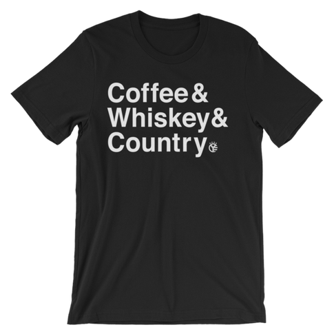 Coffee & Whiskey & Country