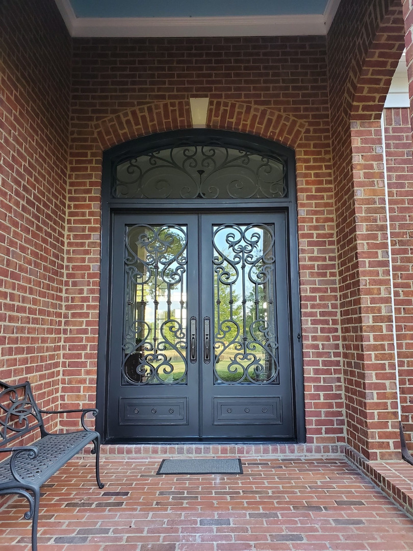 Palladian double with transom (22)