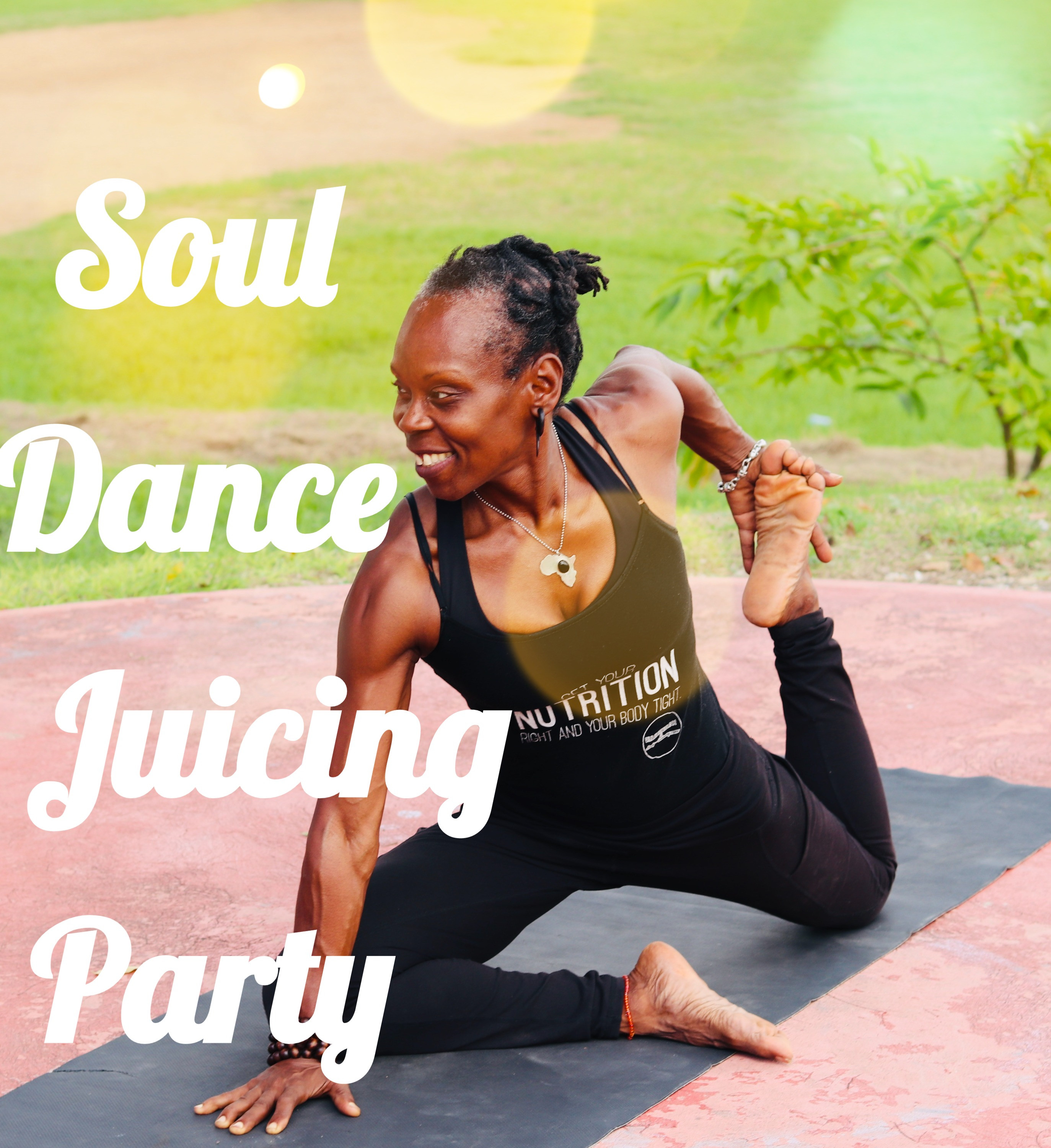 Delilah Fitness Dance Juicing Party