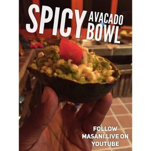 Spicy Avocado Bowl