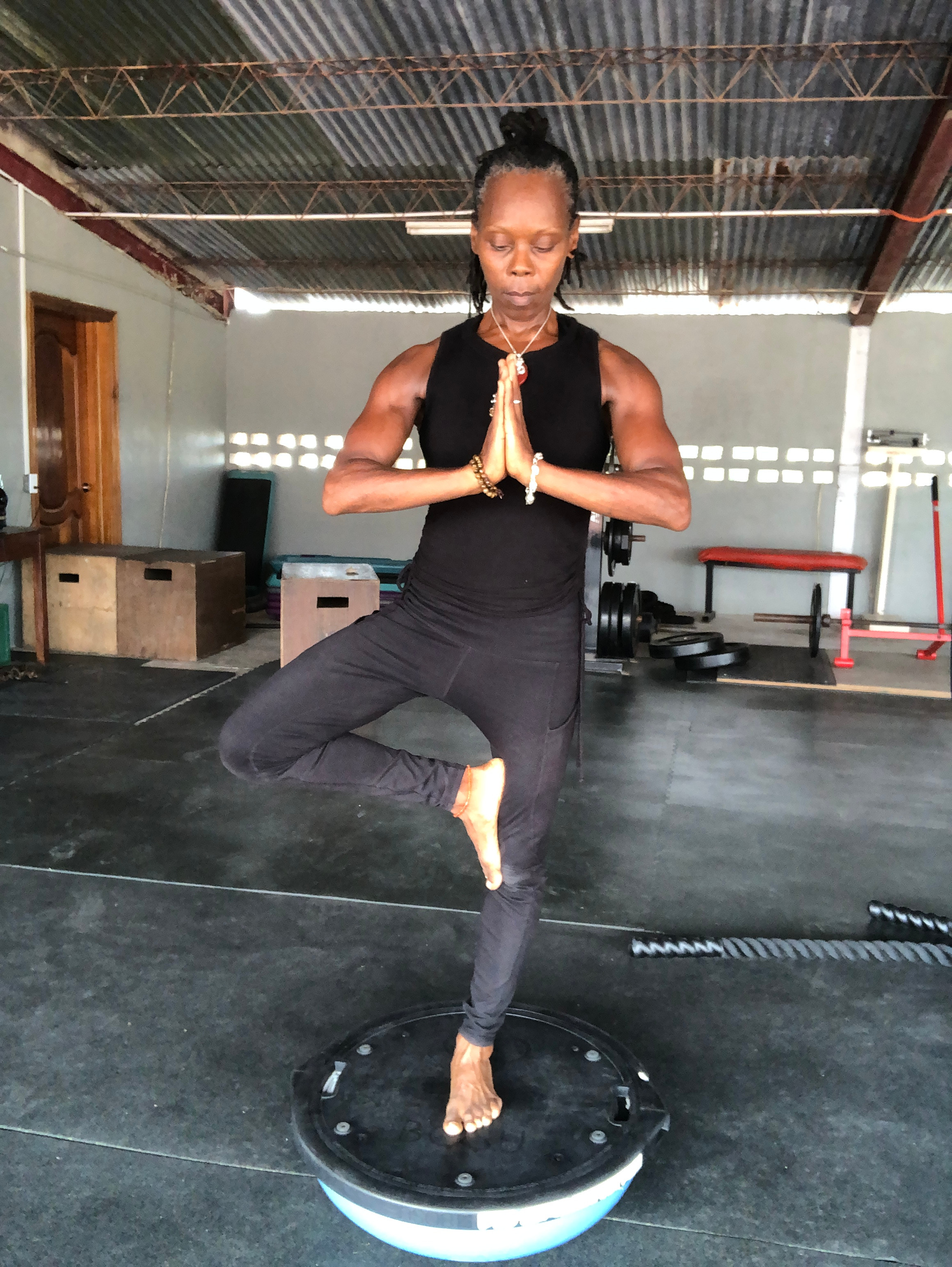 Total Body Conditioning with Delilah