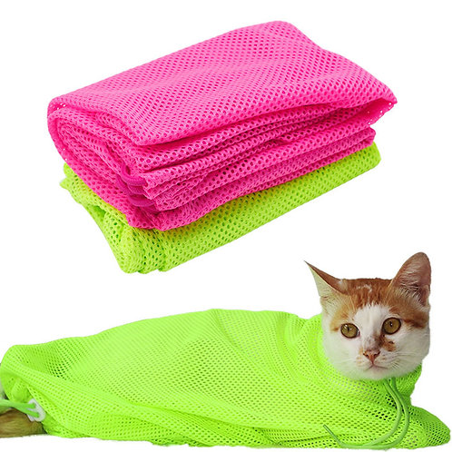 CAT GROOMING BAG