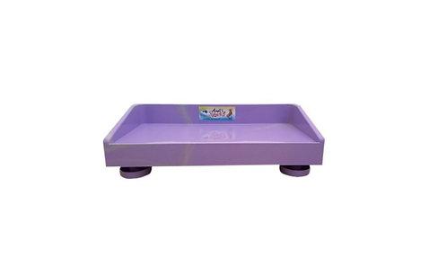 Purple & Cream Ants Off Feeder