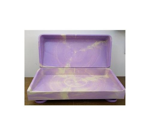 Purple & Prominent Cream Ants Off Feeder