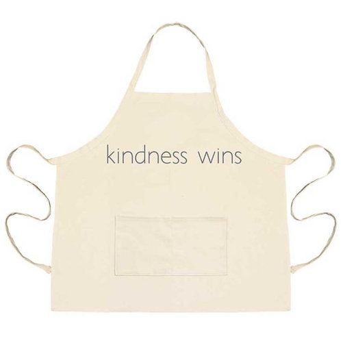 Kindness Wins Apron