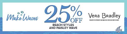 3-18-21-2 25 Off Beach Paisley Wave - Di