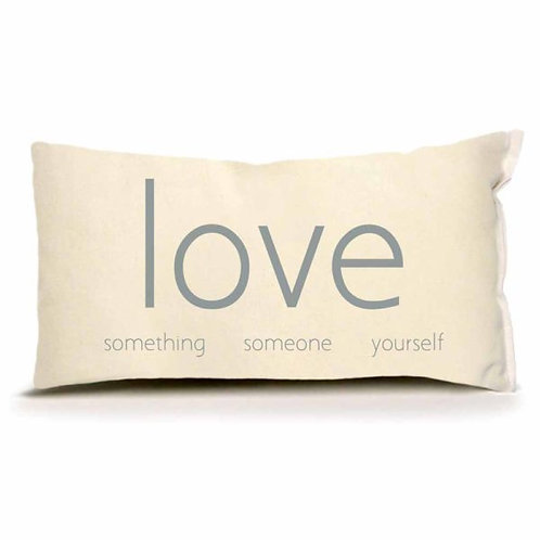 LOVE SMALL PILLOW