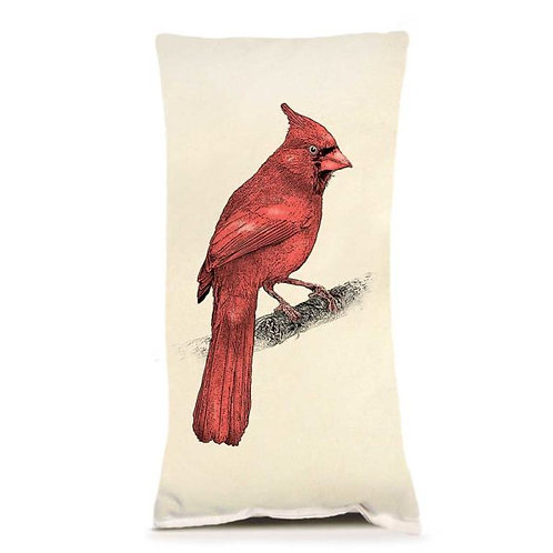 CARDINAL SMALL PILLOW