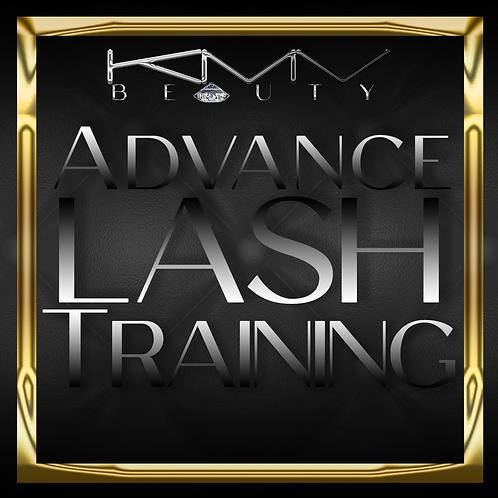 Advanced Training: Eye Lash Extension