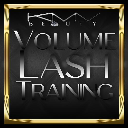 Volume: Lash Training