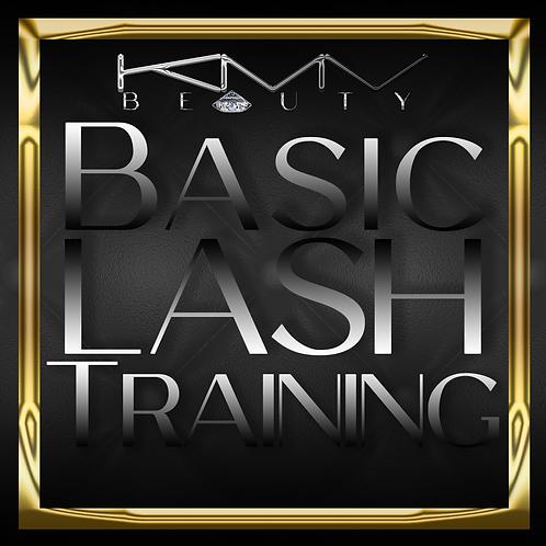 Basic Training: Eye Lash Extension
