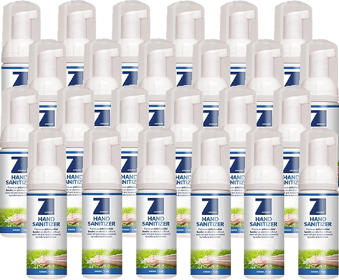 1.7 Ounce Foaming Hand Sanitizer - 24 Pack