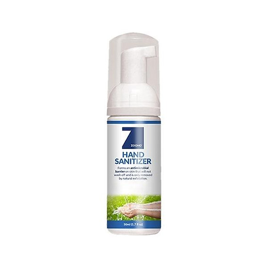 1.7 Ounce Foaming Hand Sanitizer
