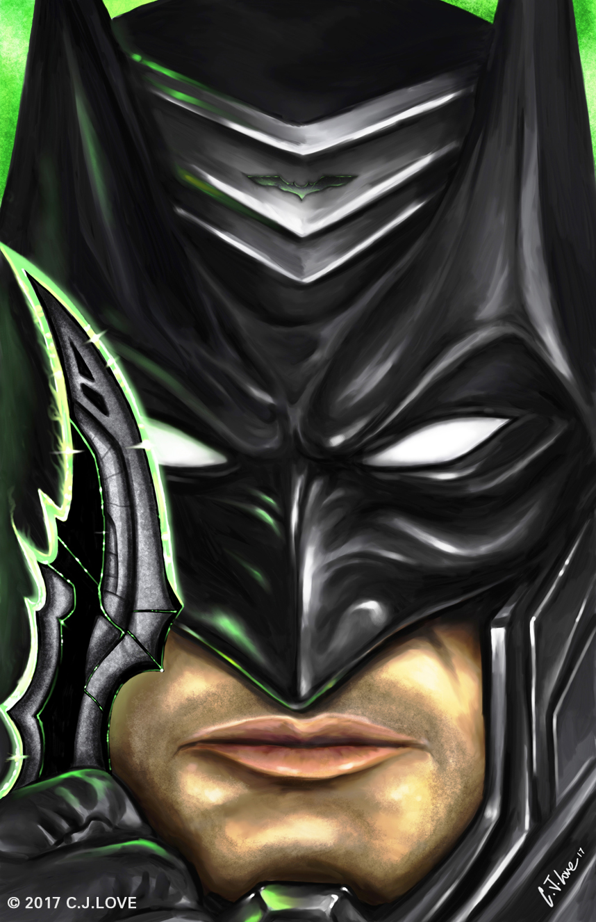 Kryptonite Batman