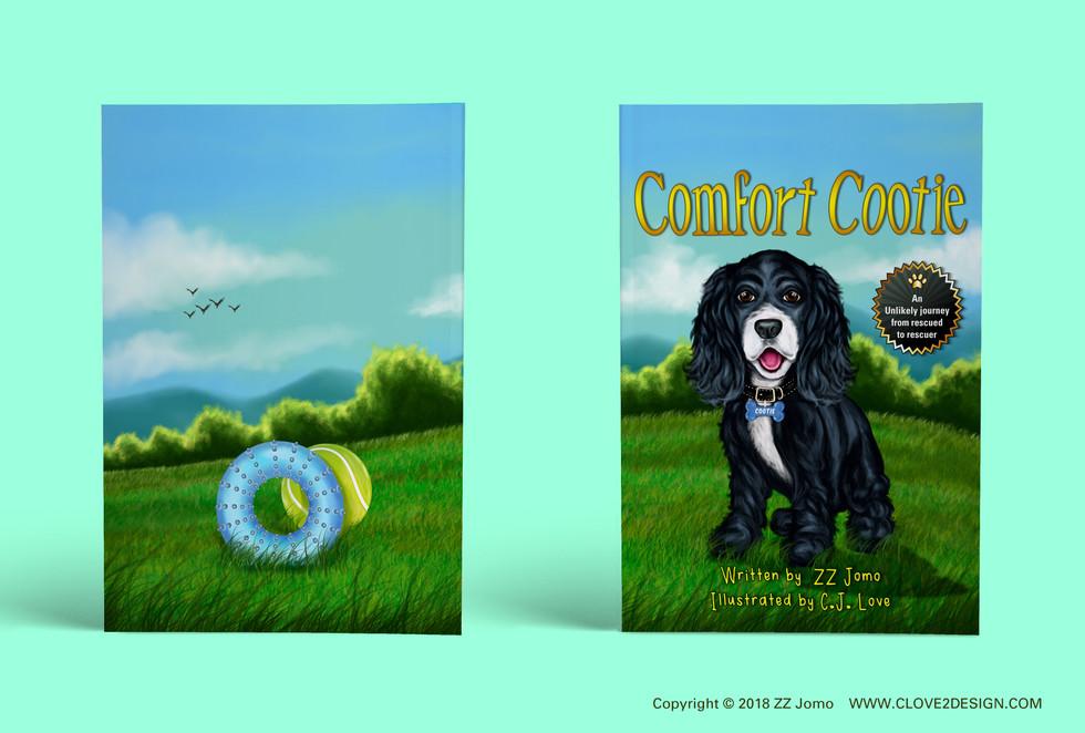 Comfort Cootie (children's book)