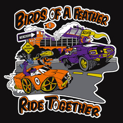 Raven Muscle Cars