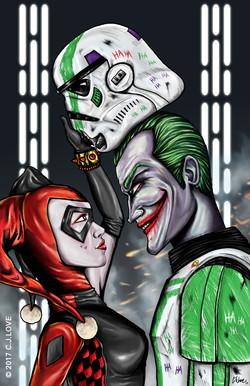 Joker Stormtrooper