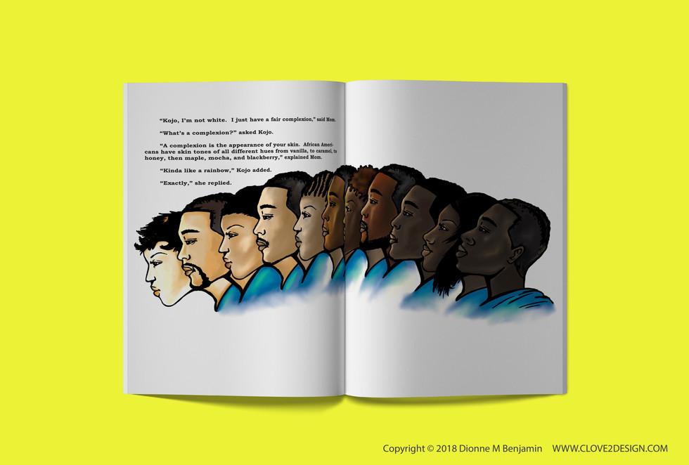 City Kids: White Chocolate (children's book)