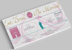 Wedding Card (Save The Date)