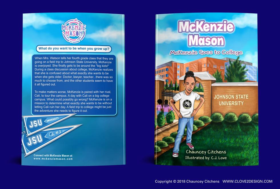 McKenzie Goes to College (children's book)
