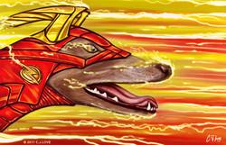 Flash Greyhound