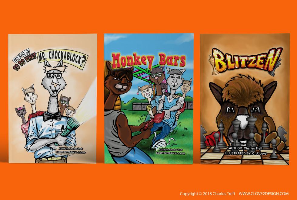 Alpaca Children's Books