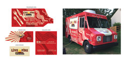 Live Fire Food Truck