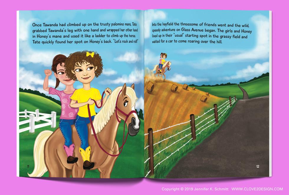 Tawanda's Tales (children's book)